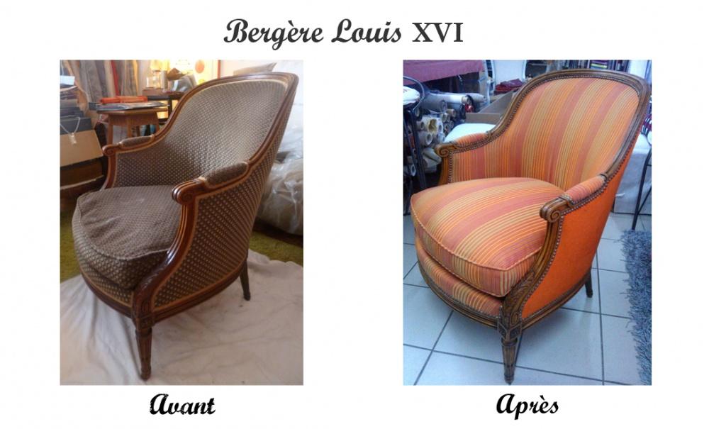 Bergere Louis Xvi