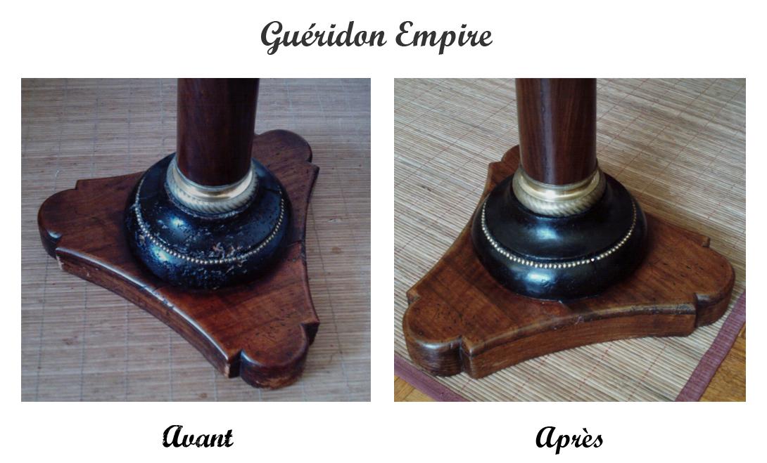 Gueridon Empire