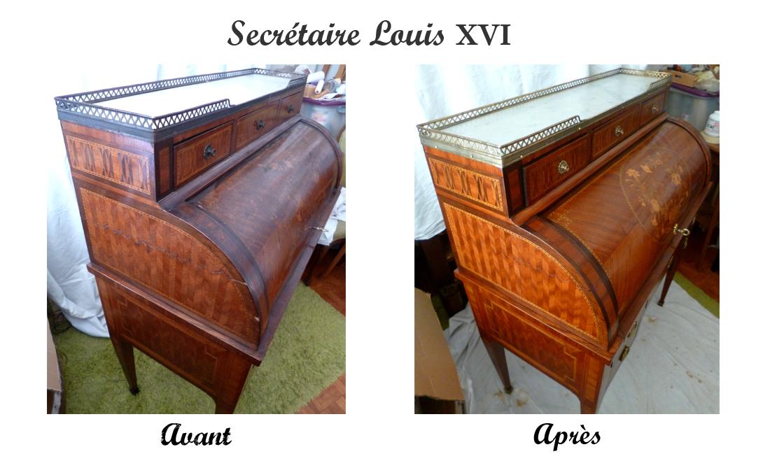 Secretaire Louis Xvi 2