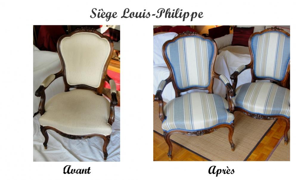 Siege Louis Philippe